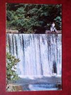 Waterfall - Novy Afon - Abkhazia - Black Sea Coast - 1974 - Georgia USSR - Unused - Georgia