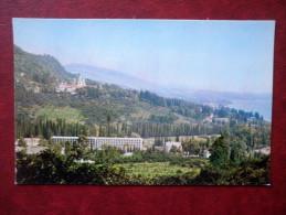 General View - Novy Afon - Abkhazia - Black Sea Coast - 1974 - Georgia USSR - Unused - Georgia