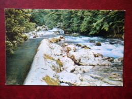 Chernaya River - Gudauta County - Abkhazia - Black Sea Coast - 1974 - Georgia USSR - Unused - Georgia