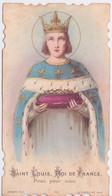 IMAGE RELIGIEUSE - EDIT. BONAMY  LA MADELEINE - SAINT LOUIS ROI DE FRANCE PRIEZ POUR NOUS - Devotion Images