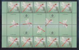 Aland - 2012 Dragonflies Europa Gutter Pair 5-strip MNH__(FIL-10724) - Aland