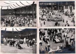 4 Photos Orig. Le Salon De 1933, Société Des Artistes Français 146e Exposition Officielle Des Beaux-arts Au Grand Palais - Luoghi