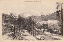 MONT-LOUIS  Route De La Cerdagne - Otros Municipios