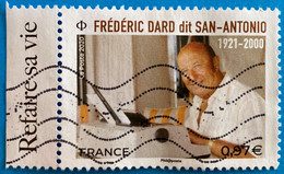 France 2020  : Frédéric Dard Dit San Antonio N° 5405 Oblitéré - Usati