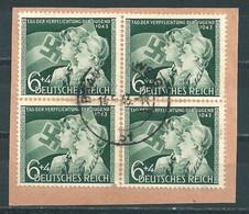 MiNr. 843 Briefstück   (01) - Used Stamps