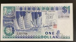 SINGAPORE 1 DOLLARO - Singapore