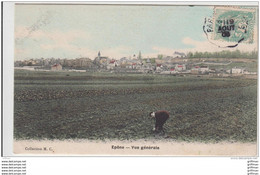 EPONE VUE GENERALE  1906 TBE - Epone