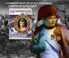 2020/11- CHAD - EMPEROR NAPOLEON 1ER       1V   MNH *** - Napoléon