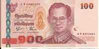 "100 Bath  ""TAÏLANDE""   2005    UNC Ro 73 - Thailand"