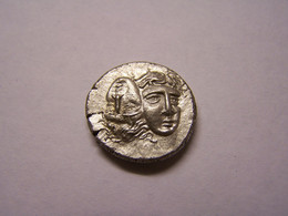 ISTROS THRACE Drachme Argent (Moesia) R1 - Greche