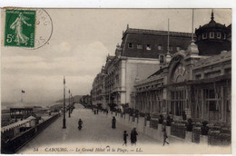 Cabourg Le Grand Hotel Et La Plage - Cabourg