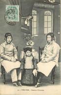 TIEN-TSIN  - Femmes  Chinoises ( Avec Un Enfant ) - China