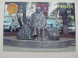 Georgia Tbilisi Monument To Taras Shevchenko Modern PC - Georgia