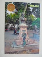 Georgia Tbilisi Monument To Alexander Pushkin Modern PC - Georgia