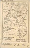 Korea - Original Japanische Generalstabs Karte - Korea, South