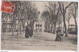 ALBI JARDIN NATIONAL 1912 TBE - Albi