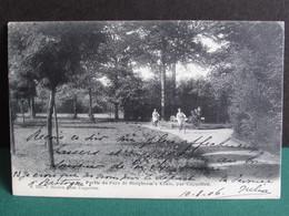 HOOGBOOM Partie Du Parc De Hoogboom' S Kruis Par Cappellen - Kapellen