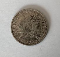 F.217-1 Franc SEMEUSE 1909 - G. 50 Centimes