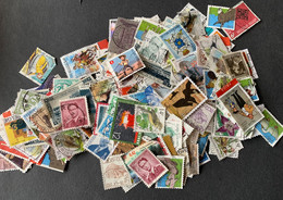 Lot - Belgie Mix  - Afgestempeld - Collections