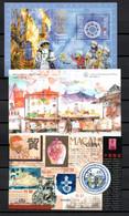 S35 Bel Ensembles De Timbres Et Blocs De Macau ** . A Saisir !!! - Sammlungen (im Alben)