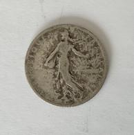 F.217-1 Franc SEMEUSE 1899 - G. 50 Centimes