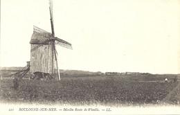 BOULOGNE  SUR MER- Moulin Route De Wimille - L.L 211 - Boulogne Sur Mer