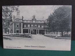 MARBAIS  Chateau Dumont A Chassart - Villers-la-Ville