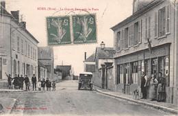 BUEIL - La Grande Rue, Près La Poste - Café De La Poste, épicerie - Autres Communes
