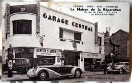 La Baule-sur-Mer, Garage Central, Delage-Ford-Fiat-Panhard - Other Municipalities