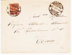"""ERYTHRéE De SEgeneîti En 1904  Sur Tp Italien """"colonia Eritrea """"  RR Et TB - Eritrea"""