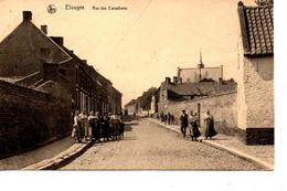 J 29. Elouges: Rue Des Canadiens - Dour