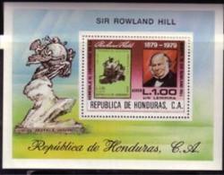 HONDURAS 1980 R.HILL YVERT N°B30  NEUF MNH** - Honduras
