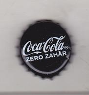 Romania Coca Cola Cap - Black - Zero Zahar - Soda