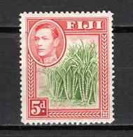 FIDJI  N° 118   NEUF AVEC CHARNIERE COTE 0.80€      CANNE A SUCRE - Fiji (1970-...)