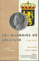 LES MONNAIES DE BELGIQUE (1790-1987) - French