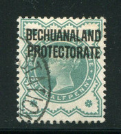 BECHUANALAND- Y&T N°16- Oblitéré - 1885-1964 Protectorado De Bechuanaland