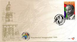 AFRIQUE DU SUD. N°1068 De 1999 Sur Enveloppe 1er Jour. Président Thabo Mbeki. - FDC