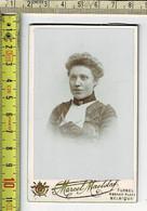 Kl 134 - PHOTO  FEMME - FOTO  VROUW - PHOTOGRAPHIE :  MARCEL MAELSTAF FEUNES - Antiche (ante 1900)