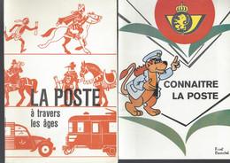 Livres édités Par LA POSTE Belgique - Other Books