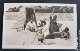 PHOTOS ANCIENNE TREBEURDEN 1932 - Places