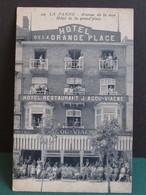 LA PANNE Avenue De La Mer  Hotel De La Grand ' Place - De Panne