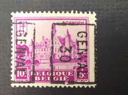 Nr 5960 B Genval1930 - Roulettes 1930-..