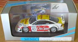 MINICHAMPS - OPEL CALIBRA V6 4x4 DTM 1996 (TEAM ROSBERG) - 1/43 - Minichamps