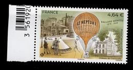 France 2020 - Neuf - Y&T N° PA 84 - Poste Aérienne - Le Neptune - Ballon Monté - Bord De Feuille - Nuevos