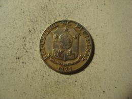 MONNAIE PHILIPPINES 25 SENTIMOS 1971 - Philippines