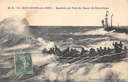 62-BOULOGNE SUR MER-N°520-G/0149 - Boulogne Sur Mer