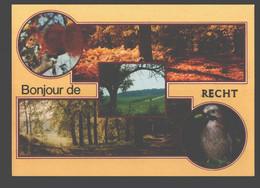 Recht / Sankt Vith - Bonjour De Recht - Carte Multivues - Saint-Vith - Sankt Vith