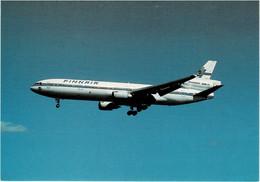 FINNAIR - McDonnell Douglas MD-11 (airline Issue) (#2) - 1946-....: Modern Era
