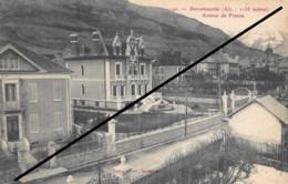 LOT 3185 BARCELONNETTE AVENUE DE FRANCE 1908 - Barcelonnette