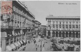 Milano - Via Carlo Alberto - Tram. - Milano (Milan)